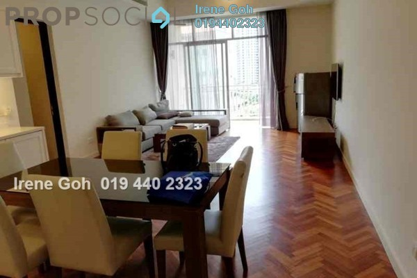 For Rent Condominium at Quayside, Seri Tanjung Pinang Freehold Fully Furnished 1R/2B 2.85k