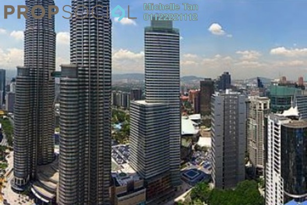 For Sale Serviced Residence at Tropicana The Residences, KLCC Freehold Fully Furnished 3R/4B 9.39m