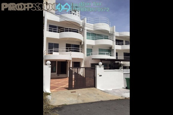For Sale Terrace at Mount Pleasure, Batu Ferringhi Freehold Unfurnished 4R/3B 1.68m
