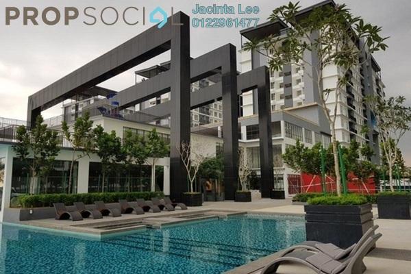 For Sale Serviced Residence at BSP 21, Bandar Saujana Putra Freehold Unfurnished 3R/2B 297k
