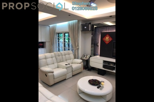 For Rent Bungalow at Jalil Sutera, Bukit Jalil Freehold Fully Furnished 7R/7B 8.8k