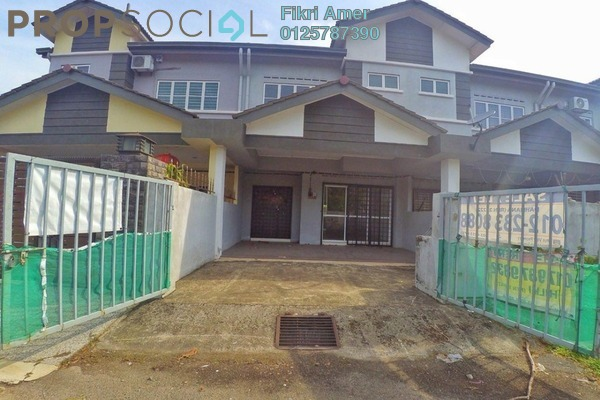 For Sale Terrace at Taman Ametis, Dengkil Leasehold Unfurnished 4R/3B 470k
