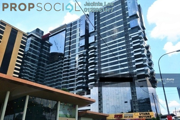 For Sale Office at 3 Towers, Ampang Hilir Freehold Semi Furnished 0R/1B 403k