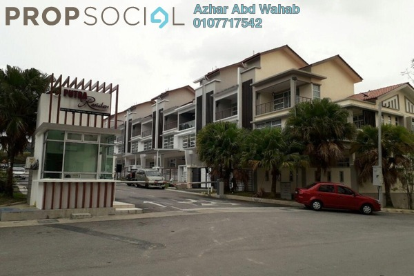 For Sale Terrace at Taman Pinggiran Putra, Bandar Putra Permai Leasehold Unfurnished 5R/4B 890k