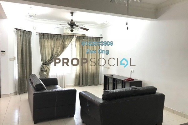 For Sale Terrace at Seri Utama, Kota Damansara Freehold Semi Furnished 4R/3B 880k