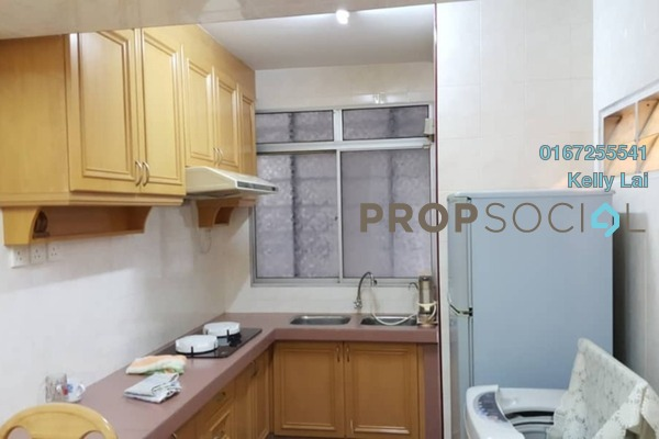 For Rent Apartment at Casa Magna, Kepong Freehold Fully Furnished 3R/2B 1.3k