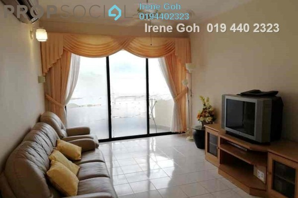 For Rent Condominium at Sri York, Georgetown Freehold Fully Furnished 3R/2B 2.1k