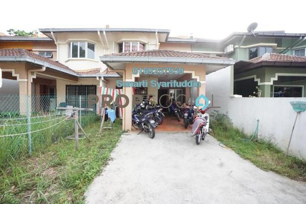 For Sale Terrace at Section U12, Shah Alam Leasehold Unfurnished 4R/3B 650k