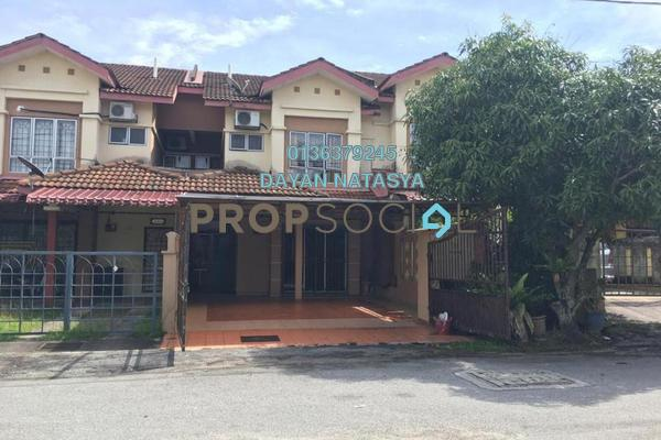 For Rent Terrace at Bandar Saujana Utama, Sungai Buloh Freehold Fully Furnished 4R/3B 1.4k