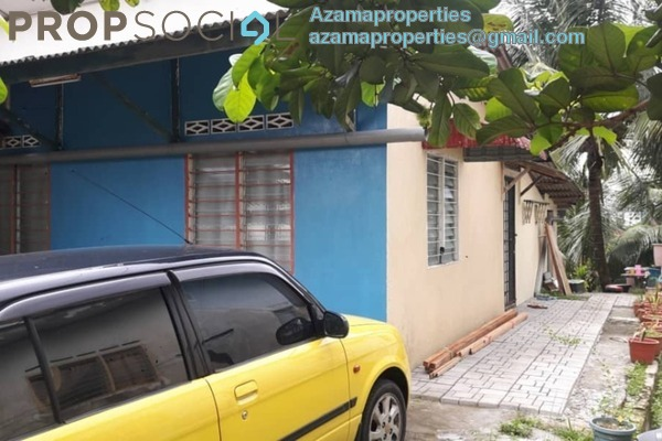For Rent Terrace at Kampung Cheras Baru, Cheras Freehold Unfurnished 2R/1B 950translationmissing:en.pricing.unit
