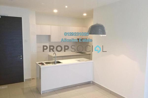 For Rent Condominium at H2O Residences, Ara Damansara Freehold Semi Furnished 3R/2B 1.8k