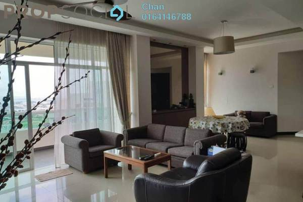 For Rent Condominium at Hillcrest Residences, Bukit Jambul Freehold Fully Furnished 3R/2B 4.5k