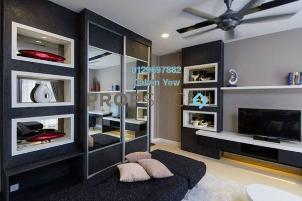 For Sale Condominium at Idaman Residence, KLCC Freehold Fully Furnished 3R/3B 1.49m