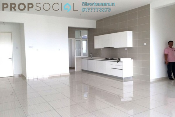 For Rent Condominium at Damansara Foresta, Bandar Sri Damansara Freehold Semi Furnished 4R/3B 1.9k