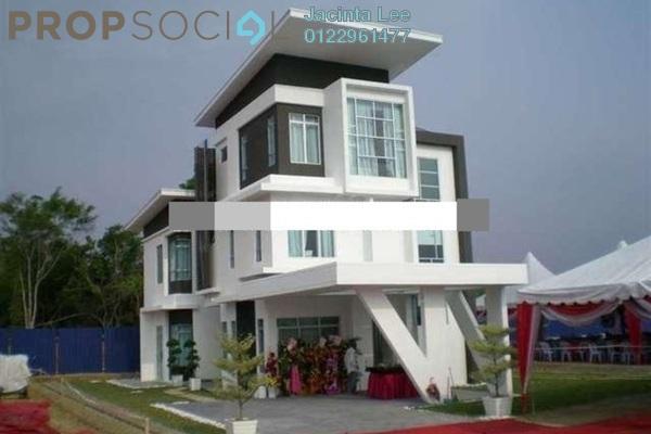 For Sale Bungalow at Bandar Warisan Puteri, Seremban Freehold Unfurnished 5R/4B 810k