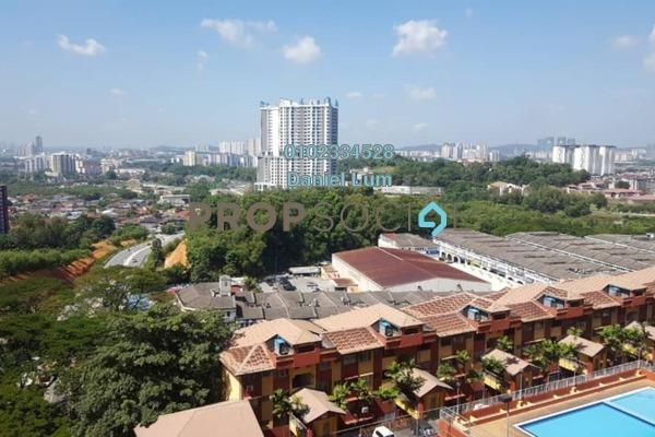 For Sale Condominium at Winner Heights, Desa Petaling Leasehold Semi Furnished 3R/2B 240k