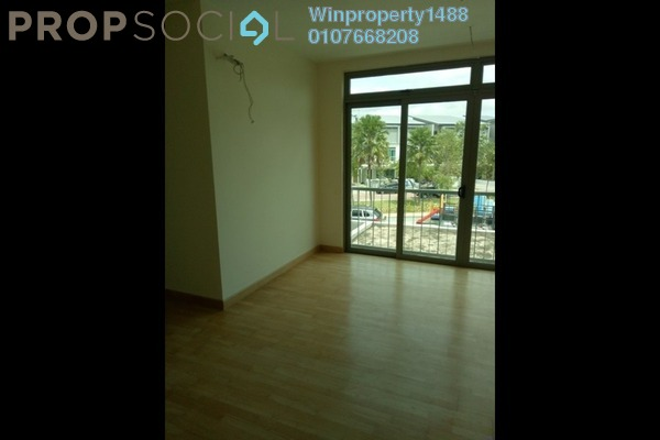 For Sale Terrace at Apicalia @ D'Island, Puchong Freehold Unfurnished 5R/6B 1.05m