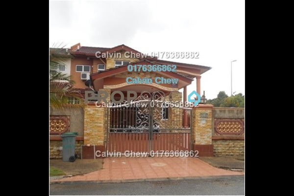 For Sale Terrace at Taman Bandar Senawang, Senawang Freehold Unfurnished 4R/3B 432k
