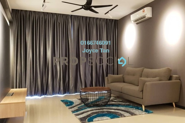 For Rent Condominium at Anjali @ North Kiara, Segambut Freehold Fully Furnished 4R/4B 4.6k