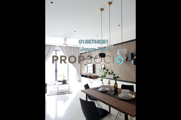 For Rent Condominium at Anjali @ North Kiara, Segambut Freehold Fully Furnished 3R/2B 3.7k