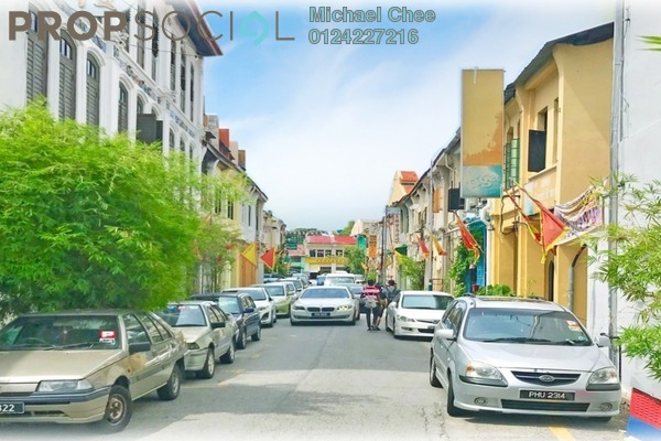 For Rent Shop at Jalan Pintal Tali, Georgetown Freehold Unfurnished 0R/0B 1.8k