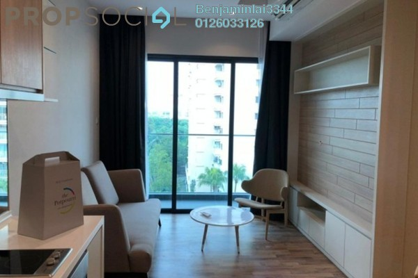 For Sale Serviced Residence at The Potpourri, Ara Damansara Freehold Fully Furnished 1R/1B 730k