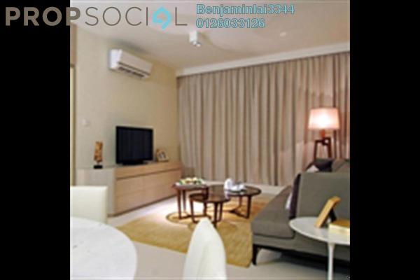 For Rent Condominium at AraGreens Residences, Ara Damansara Freehold Semi Furnished 1R/1B 1.5k