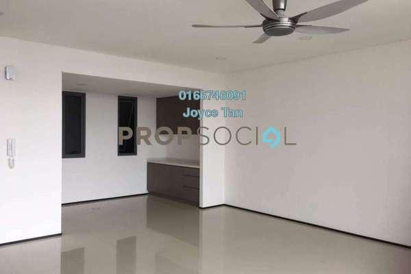 For Rent Condominium at Villa Crystal, Segambut Freehold Semi Furnished 3R/3B 1.8k