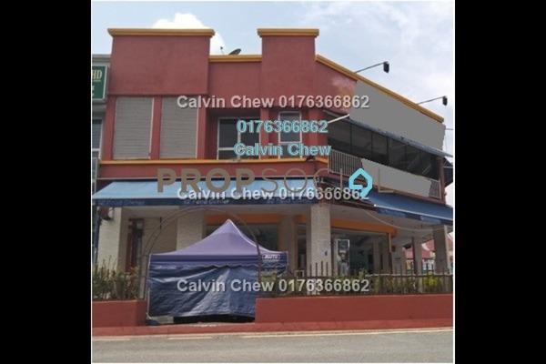 For Sale Shop at Seksyen 3, Bandar Baru Bangi Freehold Unfurnished 0R/0B 1.7m