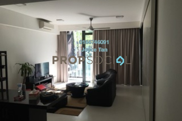 For Rent Condominium at The Capers, Sentul Freehold Fully Furnished 2R/3B 2.5k
