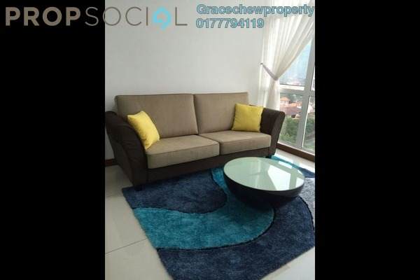 For Sale Serviced Residence at Paragon Residences @ Straits View, Johor Bahru Freehold Fully Furnished 2R/2B 550k