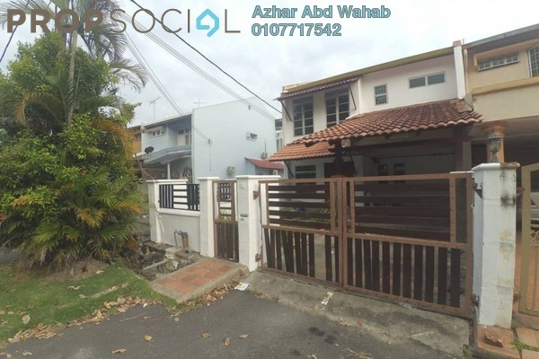 For Sale Terrace at Section 18, Shah Alam Leasehold Unfurnished 4R/3B 650k