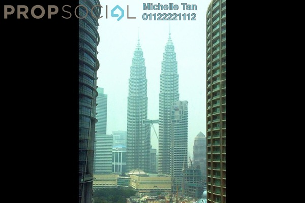 For Sale Duplex at The Avare, KLCC Freehold Semi Furnished 4R/6B 10m