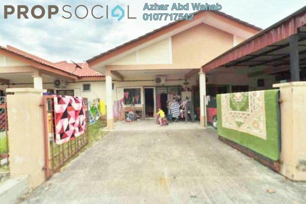 For Sale Terrace at Nusari Bayu, Bandar Sri Sendayan Freehold Unfurnished 3R/2B 250k