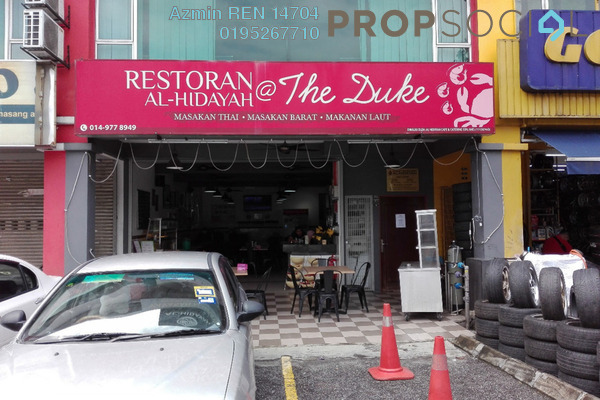 For Rent Shop at Taman Selasih, Batu Caves Freehold Unfurnished 0R/0B 7k