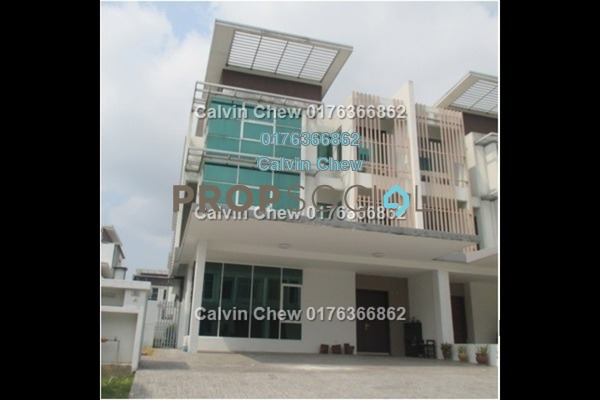 For Sale Semi-Detached at Garden Residence, Cyberjaya Freehold Unfurnished 5R/6B 1.15m