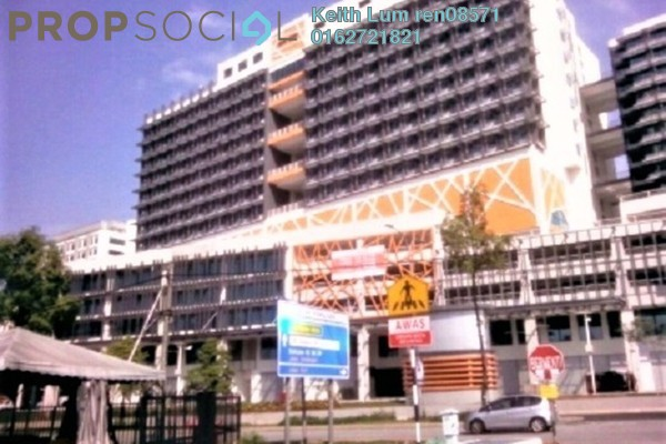 For Sale Condominium at Centrestage, Petaling Jaya Freehold Fully Furnished 2R/2B 530k