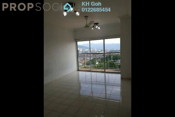 For Sale Condominium at Plaza Medan Putra, Bandar Menjalara Freehold Semi Furnished 3R/2B 340k
