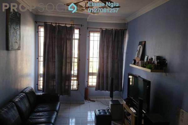 For Sale Condominium at Vista Impiana Apartment, Seri Kembangan Freehold Semi Furnished 3R/2B 230k