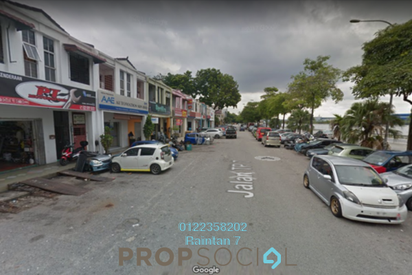 For Sale Shop at Taman Perindustrian UEP, UEP Subang Jaya Freehold Unfurnished 0R/4B 1.5m