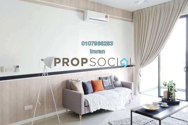 For Rent Condominium at Anjali @ North Kiara, Segambut Freehold Fully Furnished 3R/4B 4.5k