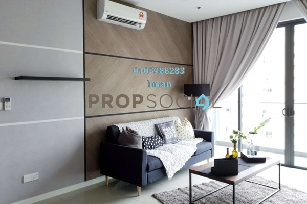 For Rent Condominium at Anjali @ North Kiara, Segambut Freehold Fully Furnished 3R/2B 4k