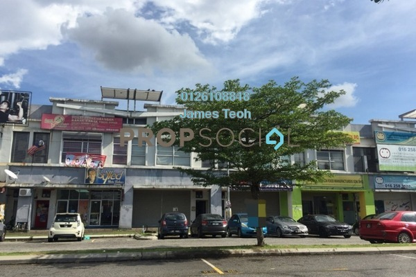 For Rent Shop at Kemuning Utama Commercial Centre, Kemuning Utama Freehold Unfurnished 0R/0B 2.5k