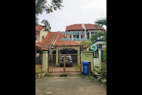 For Sale Terrace at Section 8, Shah Alam Freehold Semi Furnished 4R/3B 550k