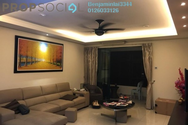 For Sale Condominium at Nadia, Desa ParkCity Freehold Semi Furnished 3R/3B 1.3m