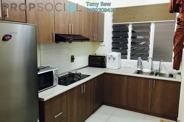 For Rent Condominium at Titiwangsa Sentral, Titiwangsa Freehold Semi Furnished 3R/2B 2k