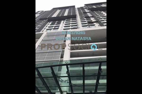 For Sale Condominium at 3Elements, Bandar Putra Permai Freehold Semi Furnished 2R/2B 365k