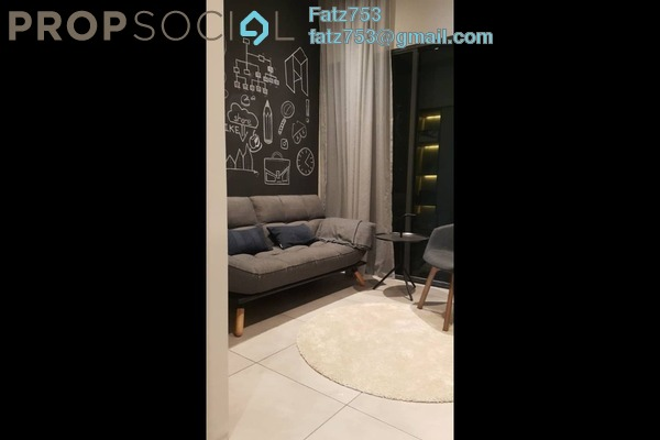 For Sale Serviced Residence at YOLO Signature Suites, Bandar Sunway Freehold Semi Furnished 3R/2B 500k