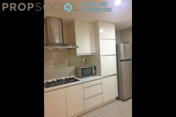 For Rent Condominium at Kiaraville, Mont Kiara Freehold Fully Furnished 3R/2B 5.5k