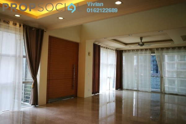 For Rent Condominium at Park Seven, KLCC Freehold Semi Furnished 5R/6B 16k